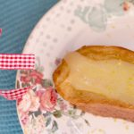 Torrijas de canela y lemon curd