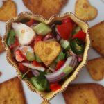Ceviche de pulpo: amor a primera vista