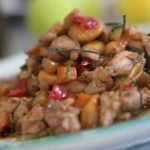 El fácil y delicioso pollo Kung Pao