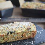 Bizcochos salados de quinoa