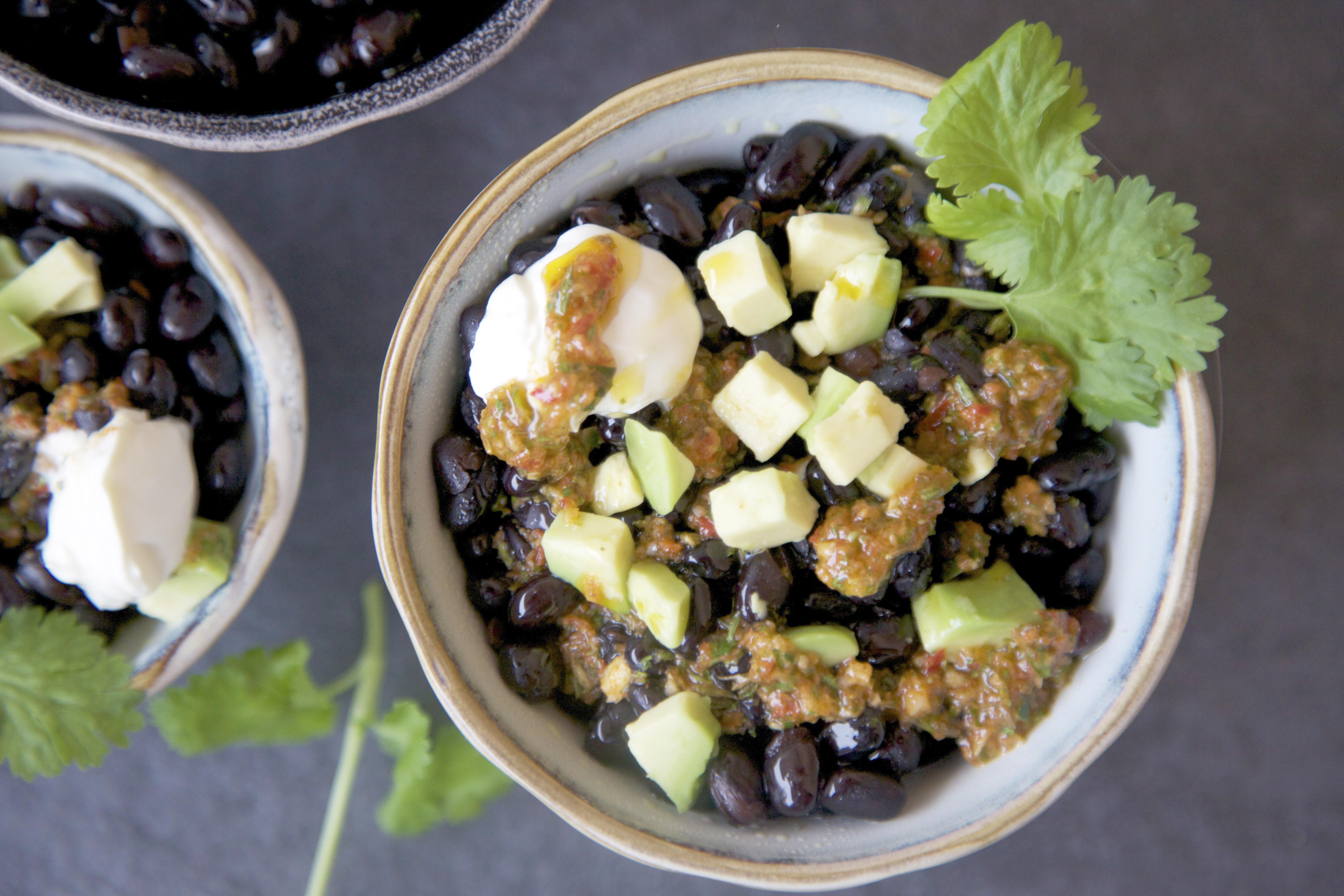 Las mejores recetas de frijoles negros
