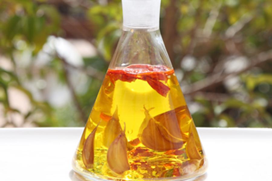 aceite picante