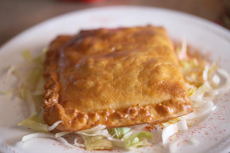 Empanaditas de pulpo