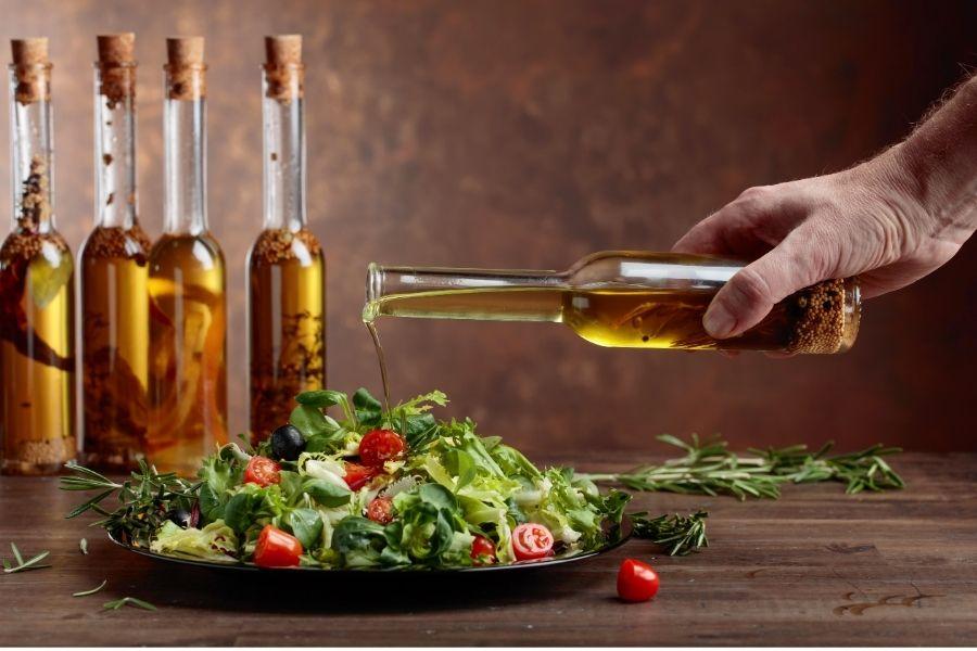 Las 1001 maravilla del aceite de oliva