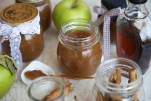 Confitura de manzana